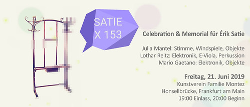 2019-06-21 - Satie X 153 @ KFM FFM
