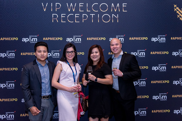 ap&m 2019 VIP Welcome Reception