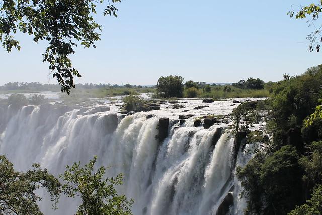 Victoria Falls Zambia!
