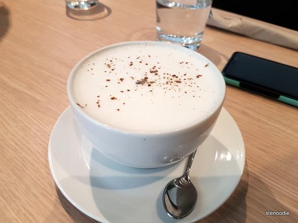 Lavender Oat Latte