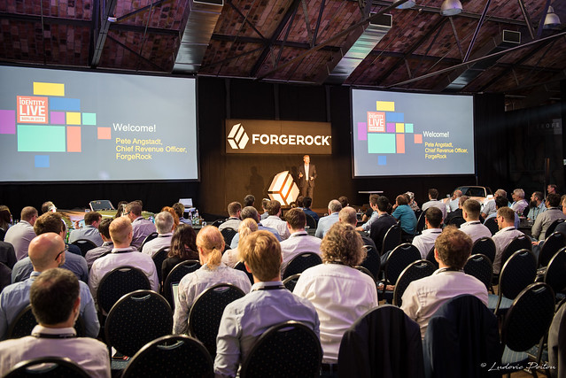 ForgeRock IdentityLive Berlin 2019