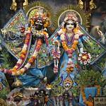 ISKCON Ujjain Deity Darshan 12 June 2019