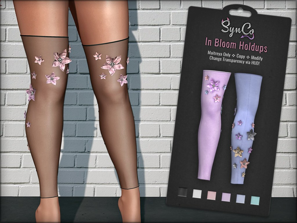 SynCo – In Bloom Holdups