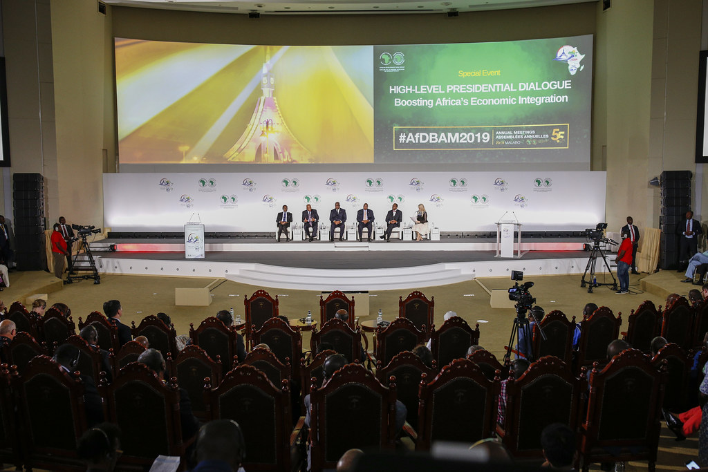 Malabo AfDB Annual Meetings Day 2 - High-Level Presidential Dialogue: Boosting Africa's Economic Integration