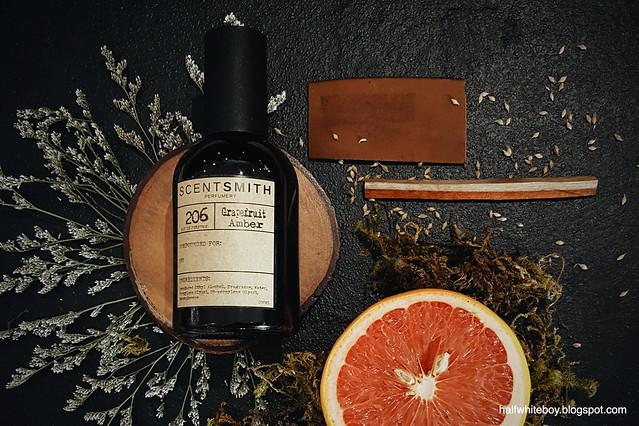 halfwhiteboy - ScentSmith Perfumery Grapefruit Amber EDP