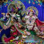 ISKCON Vrindavan Deity Darshan 12 June 2019