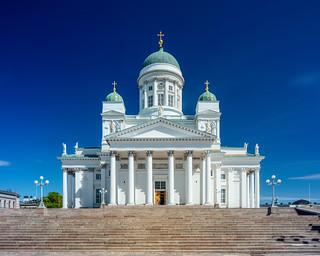 Helsinki - Helsinki Cathedral II