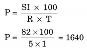 Comparing Quantities Class 7 Extra Questions Maths Chapter 8 Q20.1