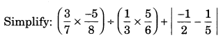 Rational Numbers Class 7 Extra Questions Maths Chapter 9 Q13