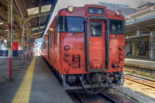 03-06-2019 Masuda Station, Shimane pref (9)