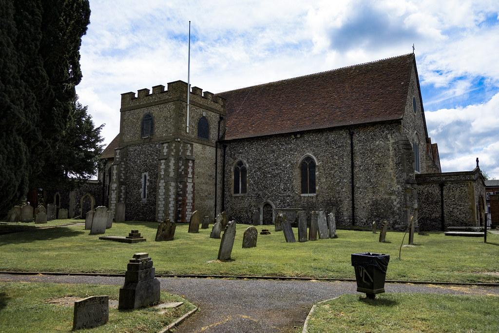 All Saints, Orpington
