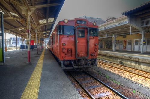 03-06-2019 Masuda Station, Shimane pref (10)
