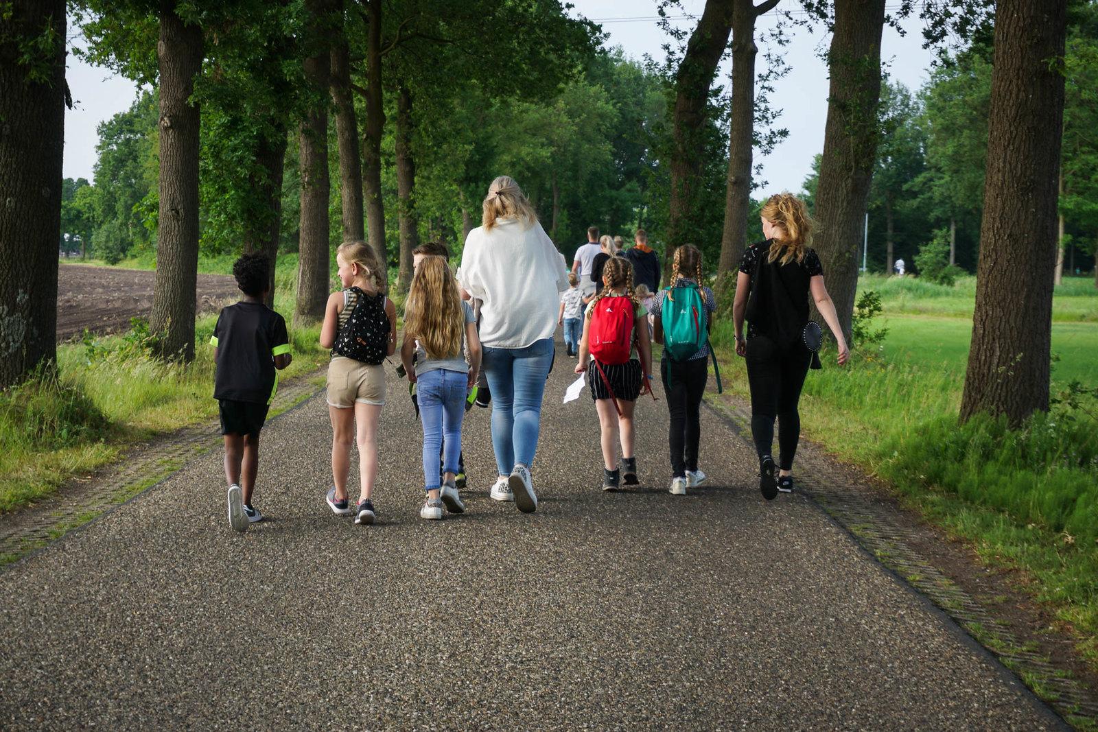 Geslaagde editie Avond4daagse Oirschot & FinishFeest 2019