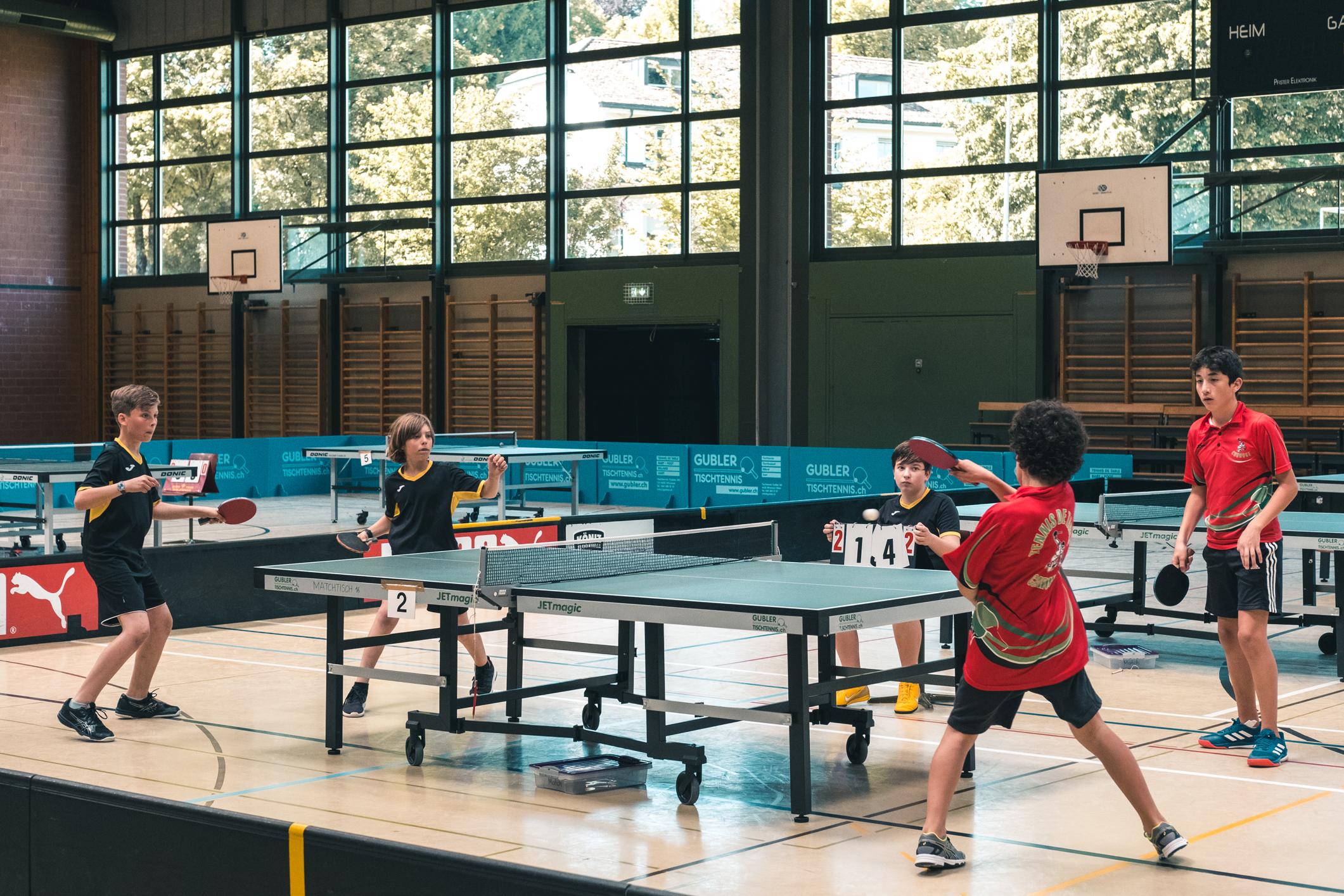 Swiss Junior Challenge Schweizerfinal 2019