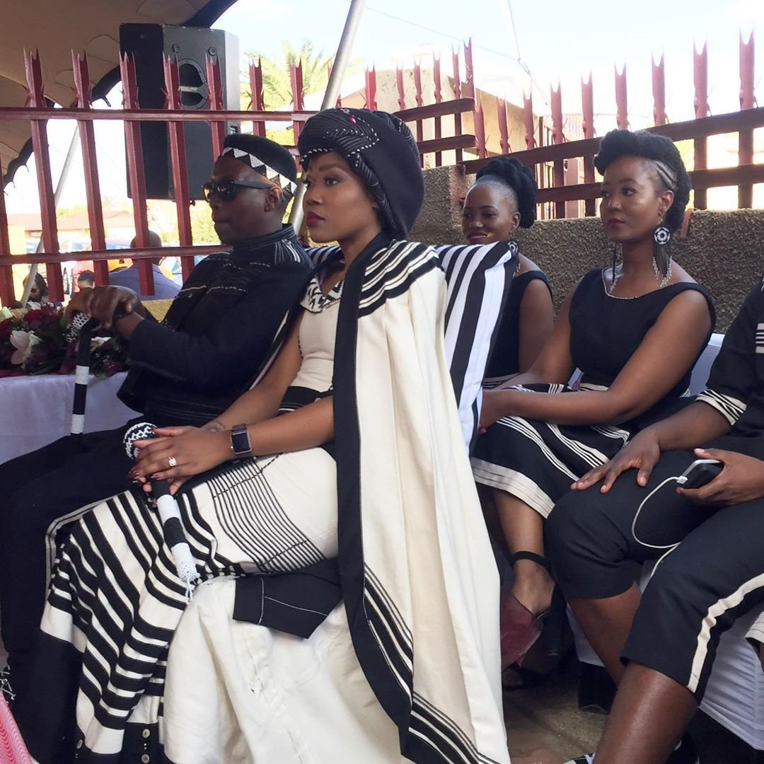 Traditional Xhosa Dresses Wedding