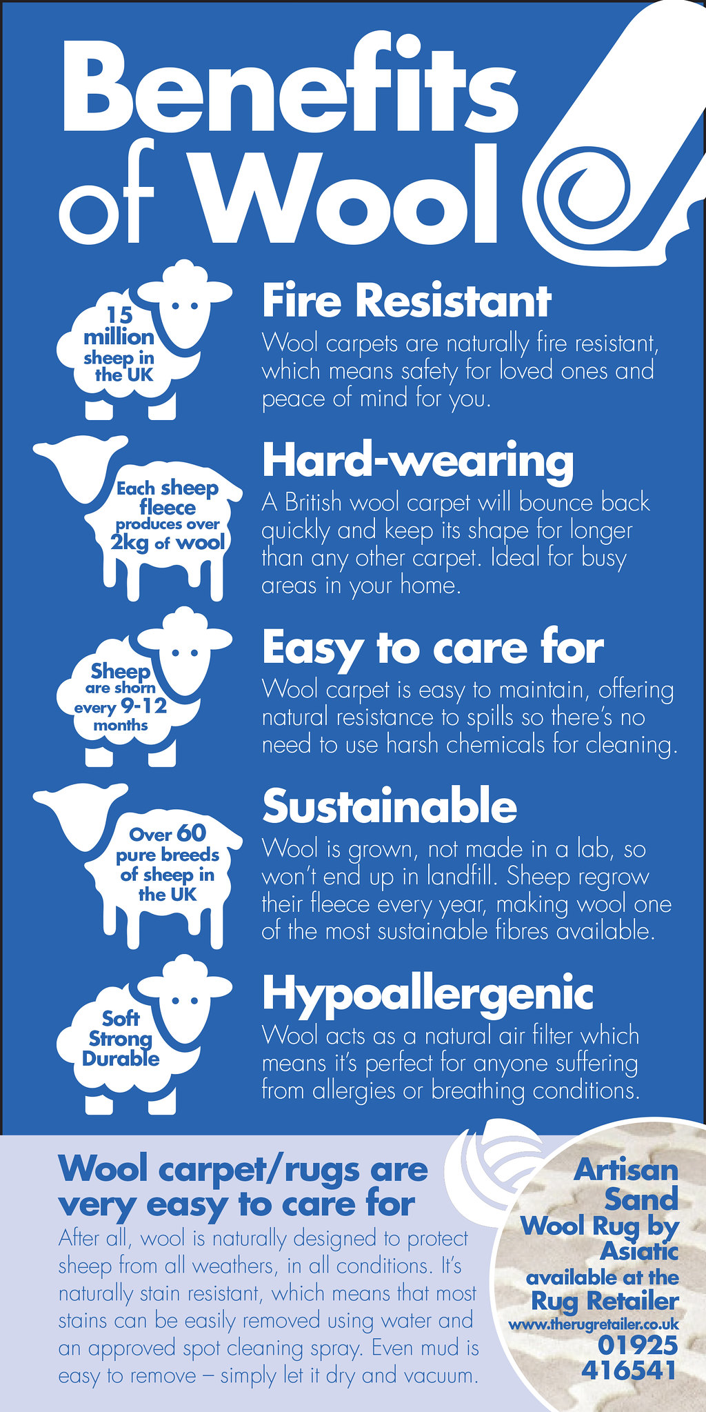 Benefits of Wool