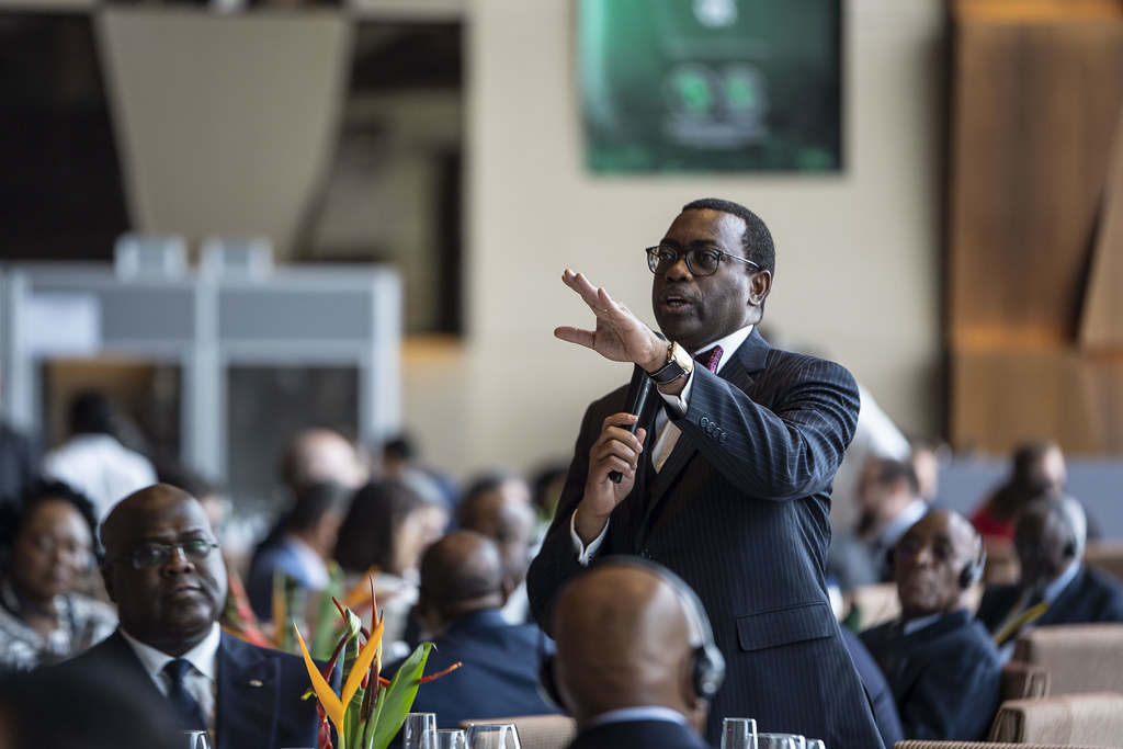 Malabo AfDB Annual Meetings Day 2 - High Level Luncheon