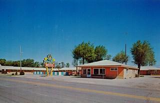 Thunderbird Motel Dodge City,KS