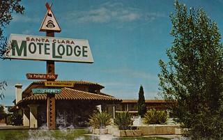 MoteLodge Santa Clara,CA