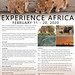 Experience Africa June 6th, 2019 1000 x 1300 jpg