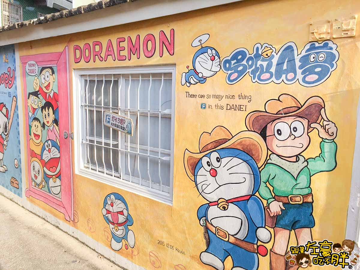 台南旅遊大內龍貓公車站-47