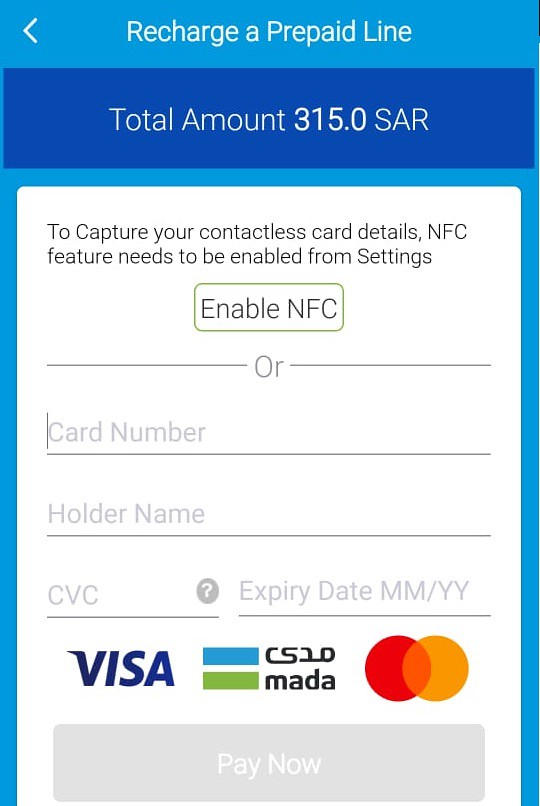 How to recharge Mobily Card through code? - Life in Saudi Arabia