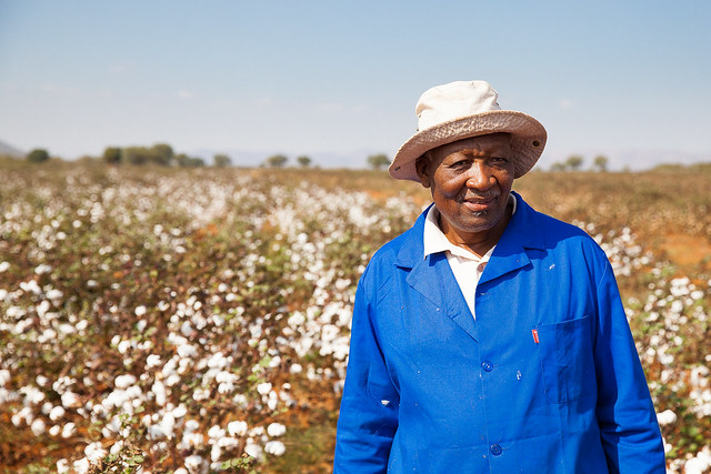 Marblehall, South Africa, Cotton Fields Visit (30 May 2019)