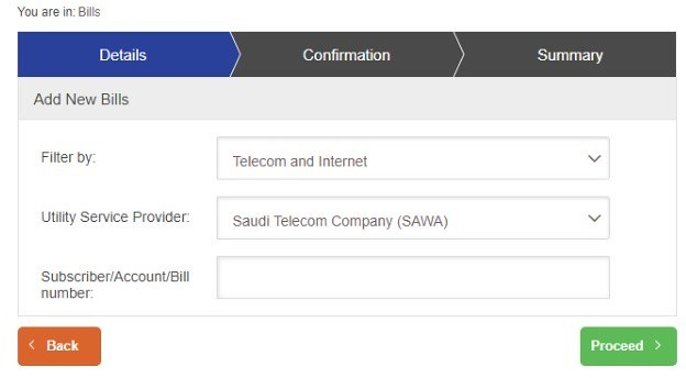 How to recharge STC (Sawa) Card through code? - Life in