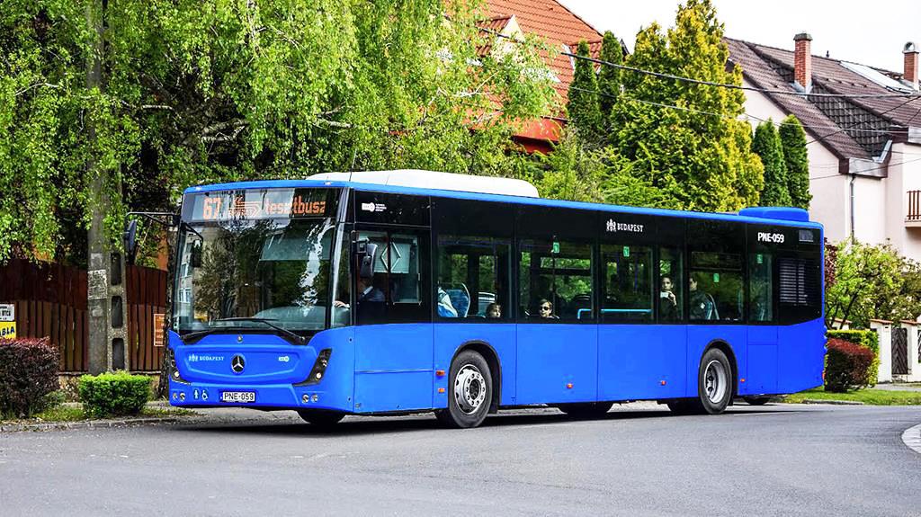 Sokkal drágábban veszi meg Budapest ugyanazokat a buszokat, mint Szeged
