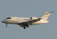 P4-AAG Bombardier Challenger 605