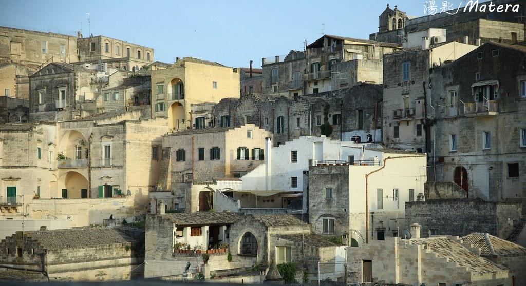 義大利自由行行程景點馬泰拉Matera