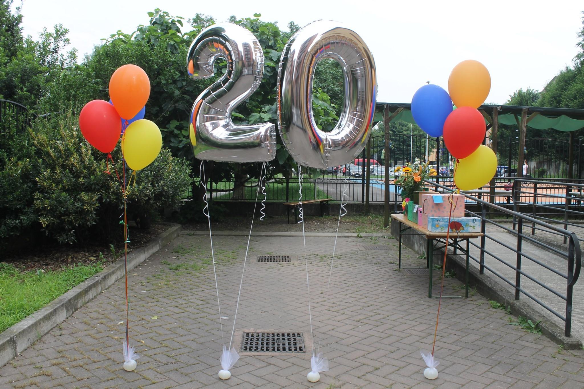 A.I.O.S.S. festeggia i suoi venti anni con tanti amici