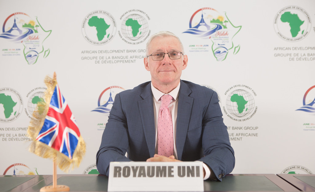 Malabo AfDB Annual Meetings Day 2 - Richard Teuten, Governor for United Kingdom