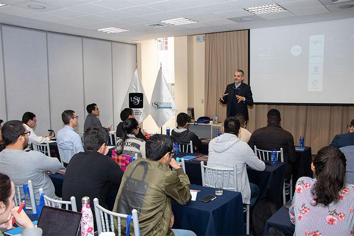 USIL y LaLiga de España realizaron el Curso de Especialización en Marketing Deportivo