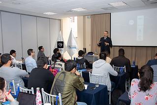 La Escuela de Posgrado de la USIL y LaLiga Business School de España realizaron el Curso de Especialización en Marketing Deportivo, que permitió analizar las estrategias de mercado del deporte a través de las mejores técnicas y conocimientos que posee el marketing deportivo, con el fin de aplicarlas en el deporte nacional.