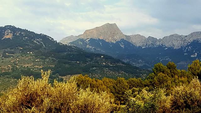 Tramuntanagebirge- Mallorca