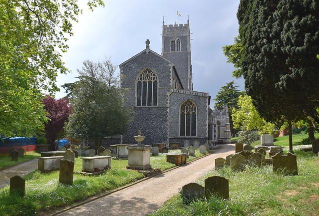 Woodbridge St Mary
