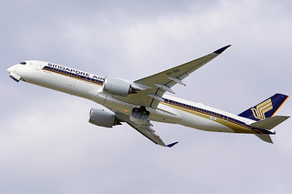 Singapore Airlines - Airbus A350-900