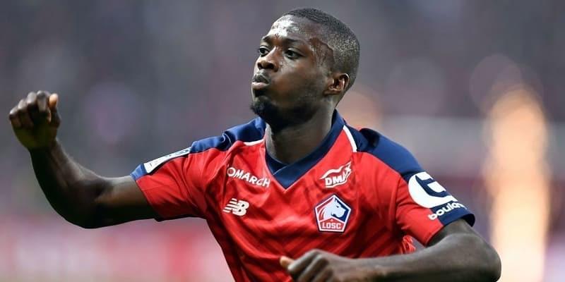 Klub Liverpool Sudahi Perburuan Srtiker Nicolas Pepe