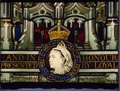 and in honour presented by loyal (AL Moore, 1898)