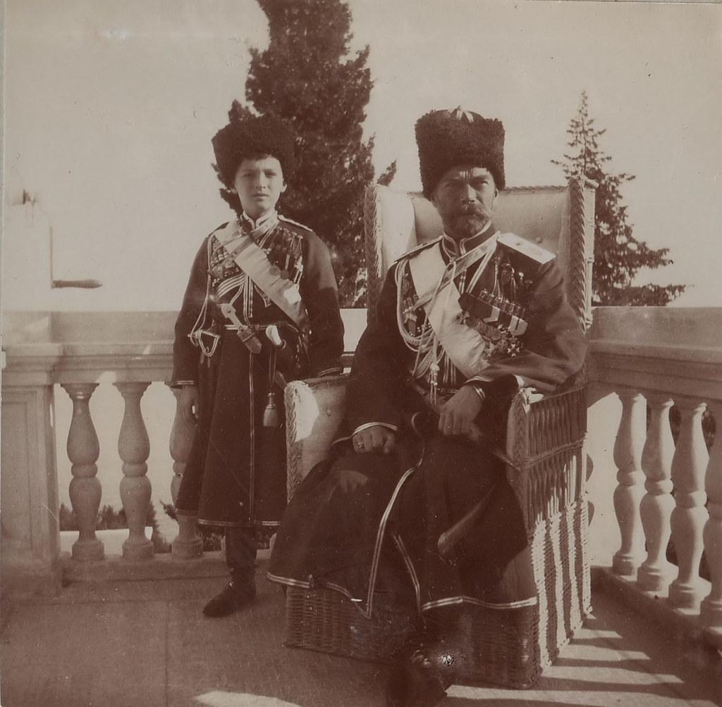 1913. Ливадия.