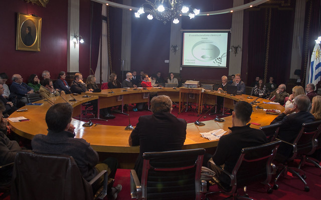 Seminario: Partidos Políticos y Poder Judicial en Uruguay