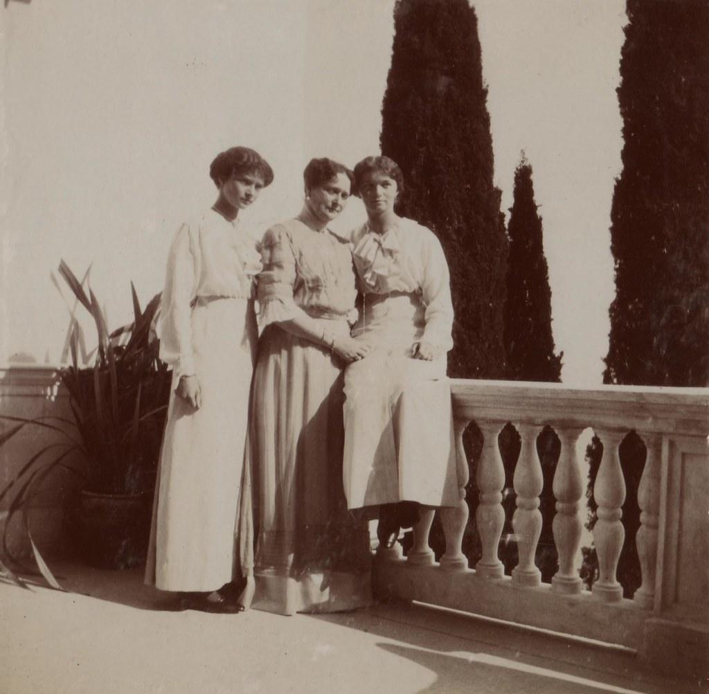 1913. Ливадия