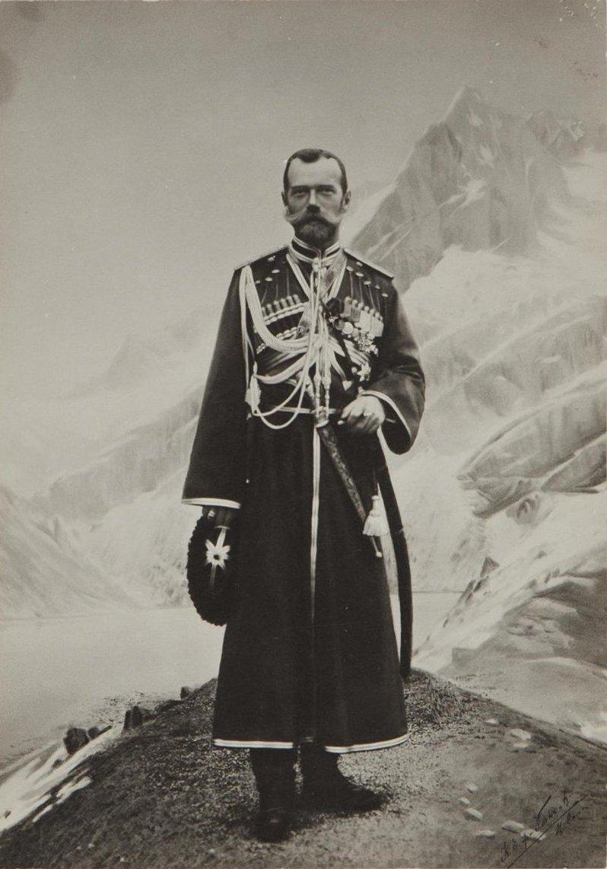 1910-е. Император Николай II