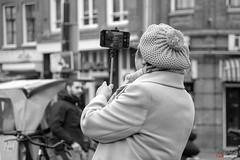 Selfie or rearview mirror?  /  Selfie of achteruitkijkspiegel?