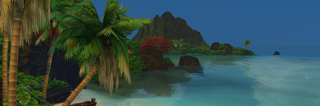 Sims 4 Ilhas Tropicais Avatares Twitter