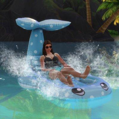Sims 4 Ilhas Tropicais Avatares Twitter