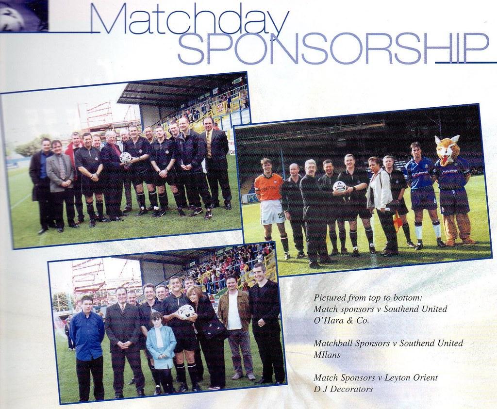 30-09-2000 Halifax Town 0-0 Shrewsbury Town 10