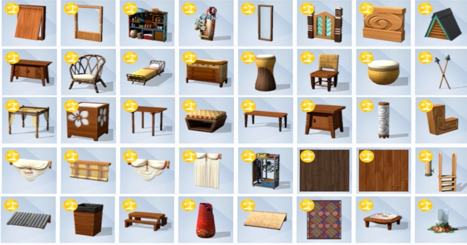 Photo of The Sims 4 Ilhas Tropicais: Todos os Objetos