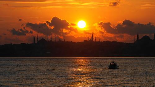 sunsetatistanbul sunset kadıköydengünbatımı günbatımı
